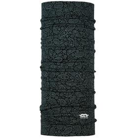 P.A.C. Merino Loop Sjaal, zwart